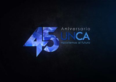 ESPECIALES: 45 años de la UNCA