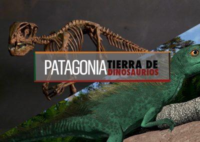 Patagonia, tierra de dinosaurios