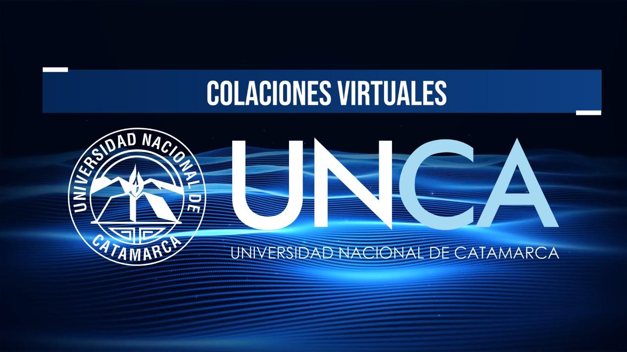 Colaciones Virtuales UNCA
